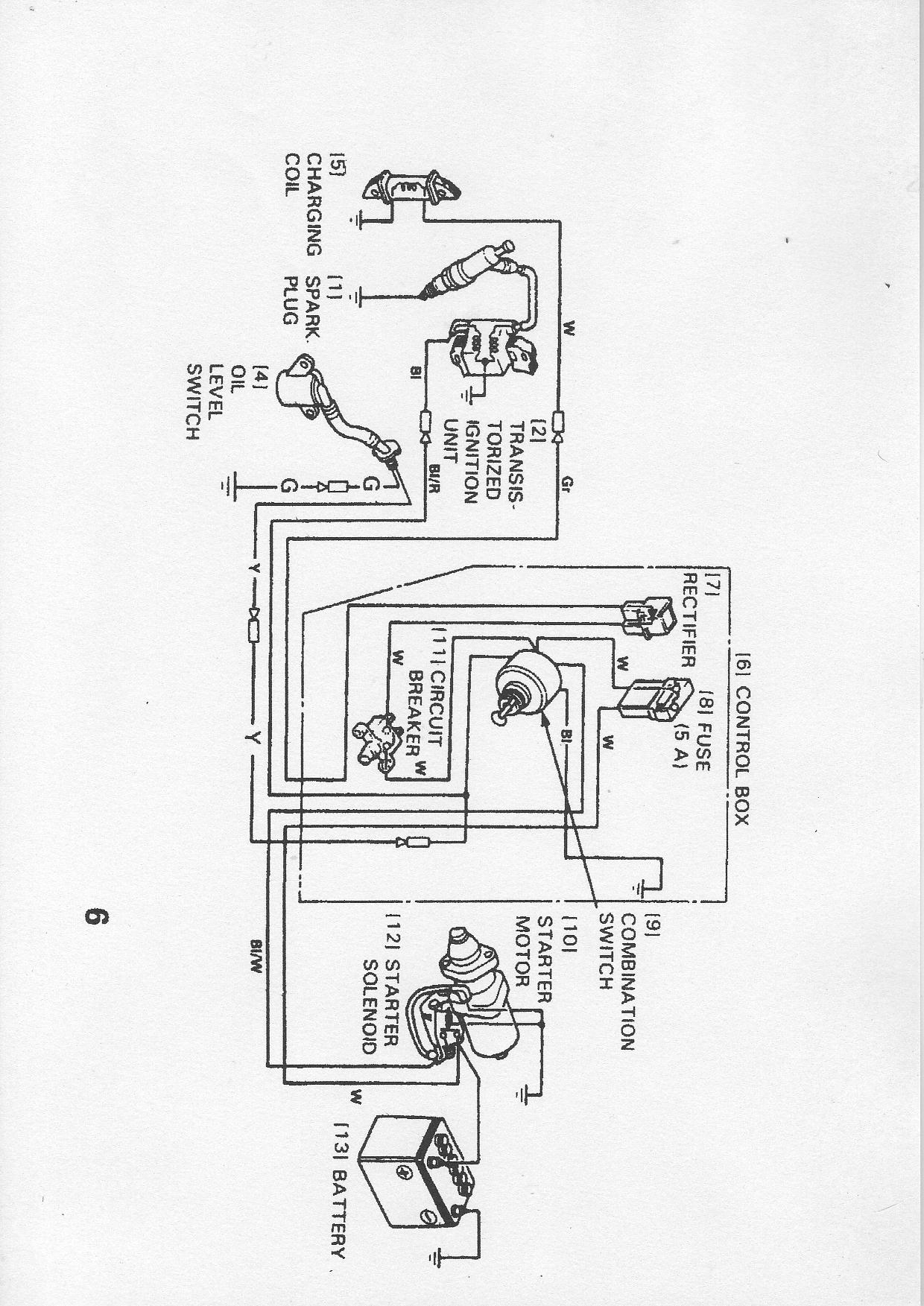 Honda 3wire Ignition Coil Wiring Diagram Gx390