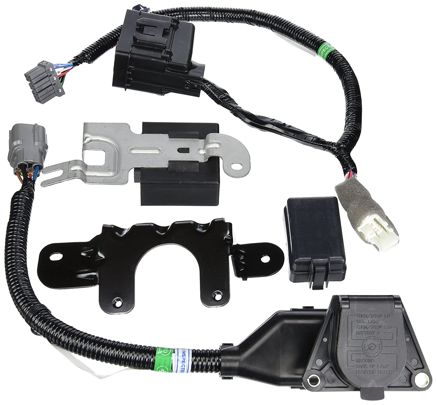 Honda Ridgeline Trailer Hitch Wiring Harness