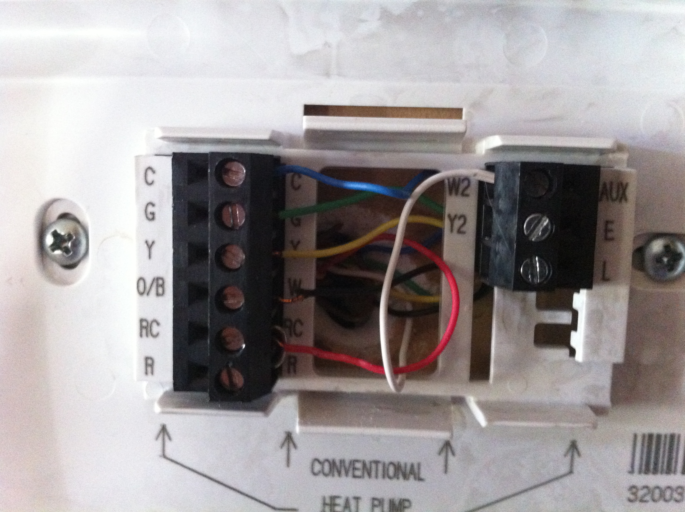 Thermostat Wiring Diagrams Honeywell Thermostat Wiring Diagrams Heat