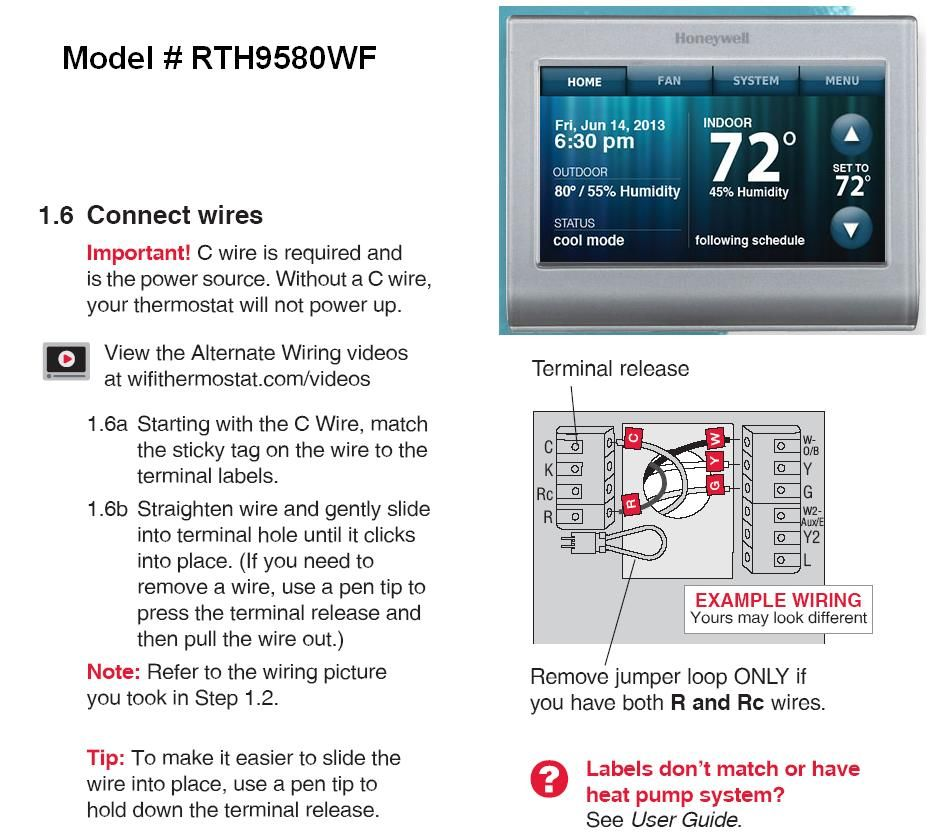 Diagram Wiring Honeywell 7500 Thermostat No Heat Wiring Diagram Full Version Hd Quality Wiring Diagram Diagramsrus Chefscuisiniersain Fr