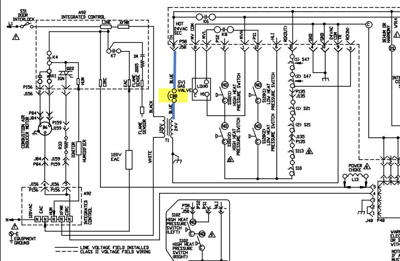 Honeywell Th3210d1004 Wiring Diagram