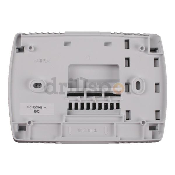 Honeywell Thermostat Rth2300b1012 Wiring