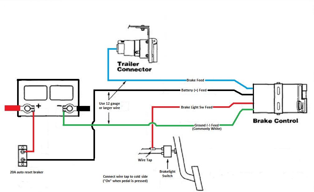 Hopkins Agility Brake Controller Wiring Diagram For 2007 Dodge Ram 1500
