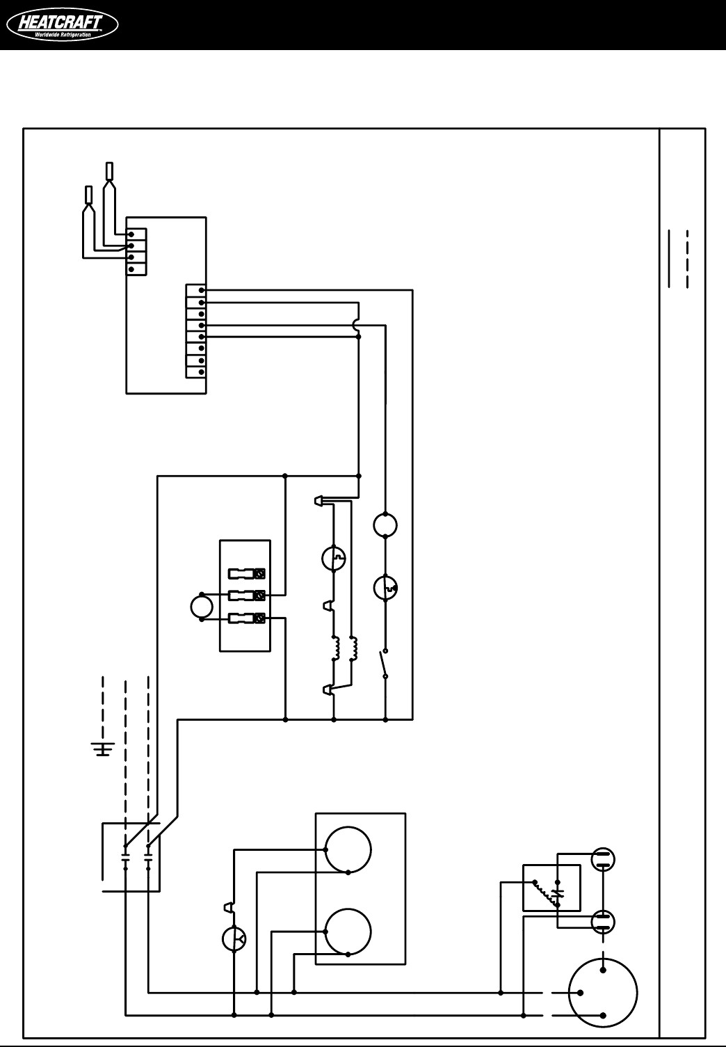 How Does Heatcraft Wiring Diagram