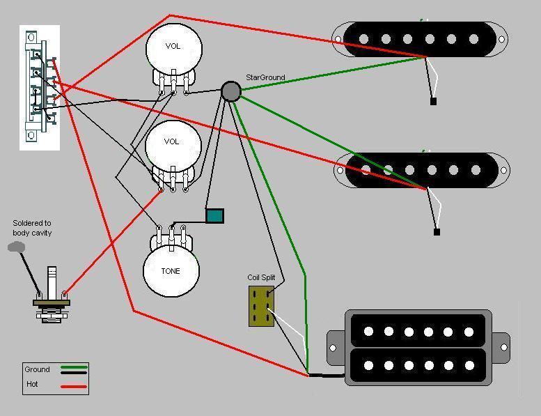 Diagram Seymour Duncan Wiring Diagrams Hss 2 Tone 1 Vol Full Version Hd Quality 1 Vol Maxschematics36 Mykidz It