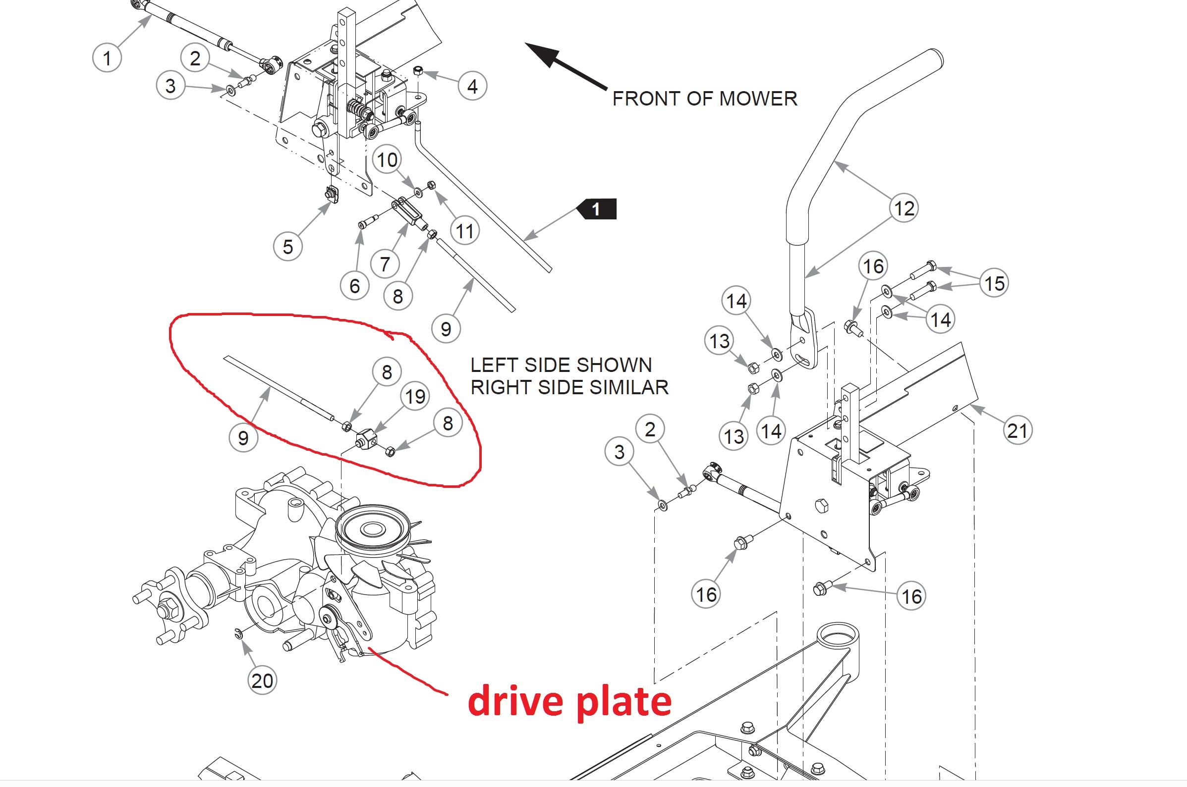 Hustler Raptor Wiring Diagram