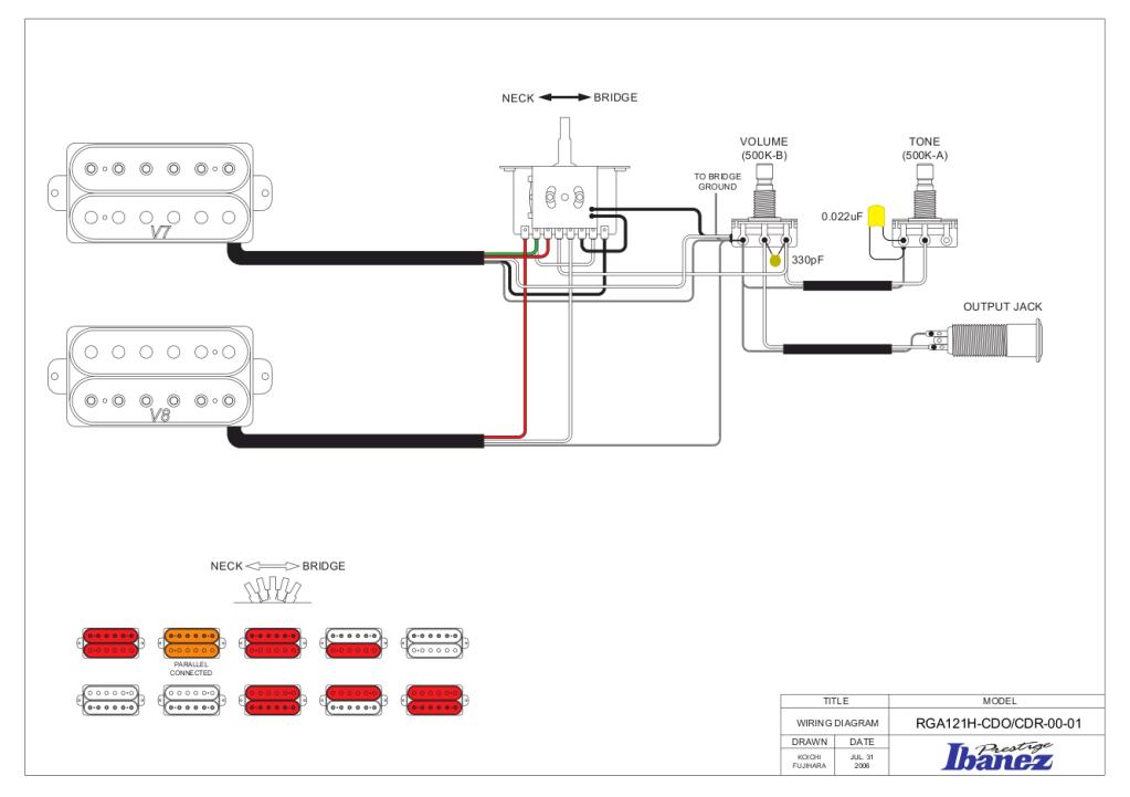 Ibanez Rg520 Wiring Diagram