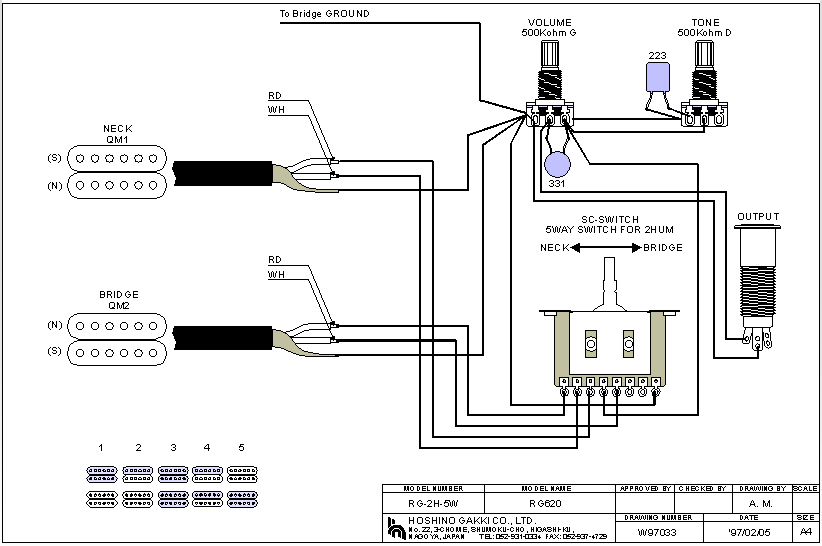 ibanez wiring diagram 5 way switch seymour duncan