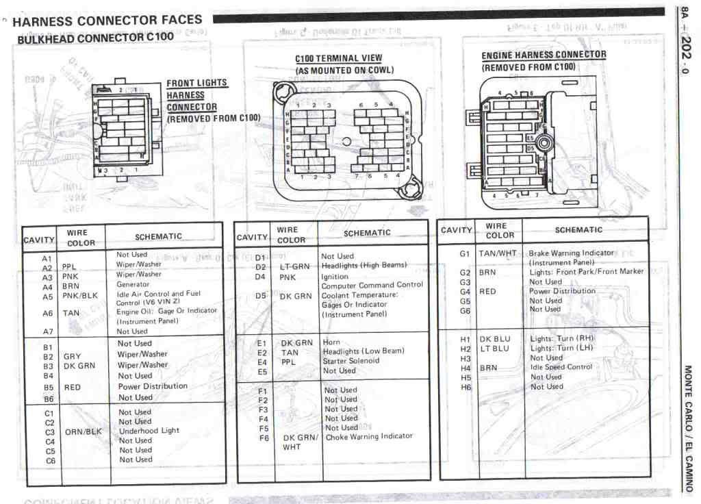 Diagram  2001 Monte Carlo Ss Wiring Diagram Full Version