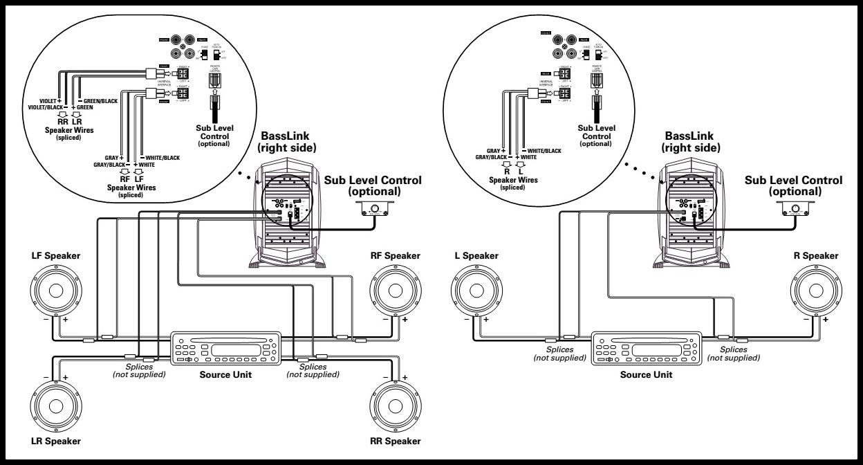 Car Stereo Wiring Diagram On Infinity Speaker Amp Wiring Diagram