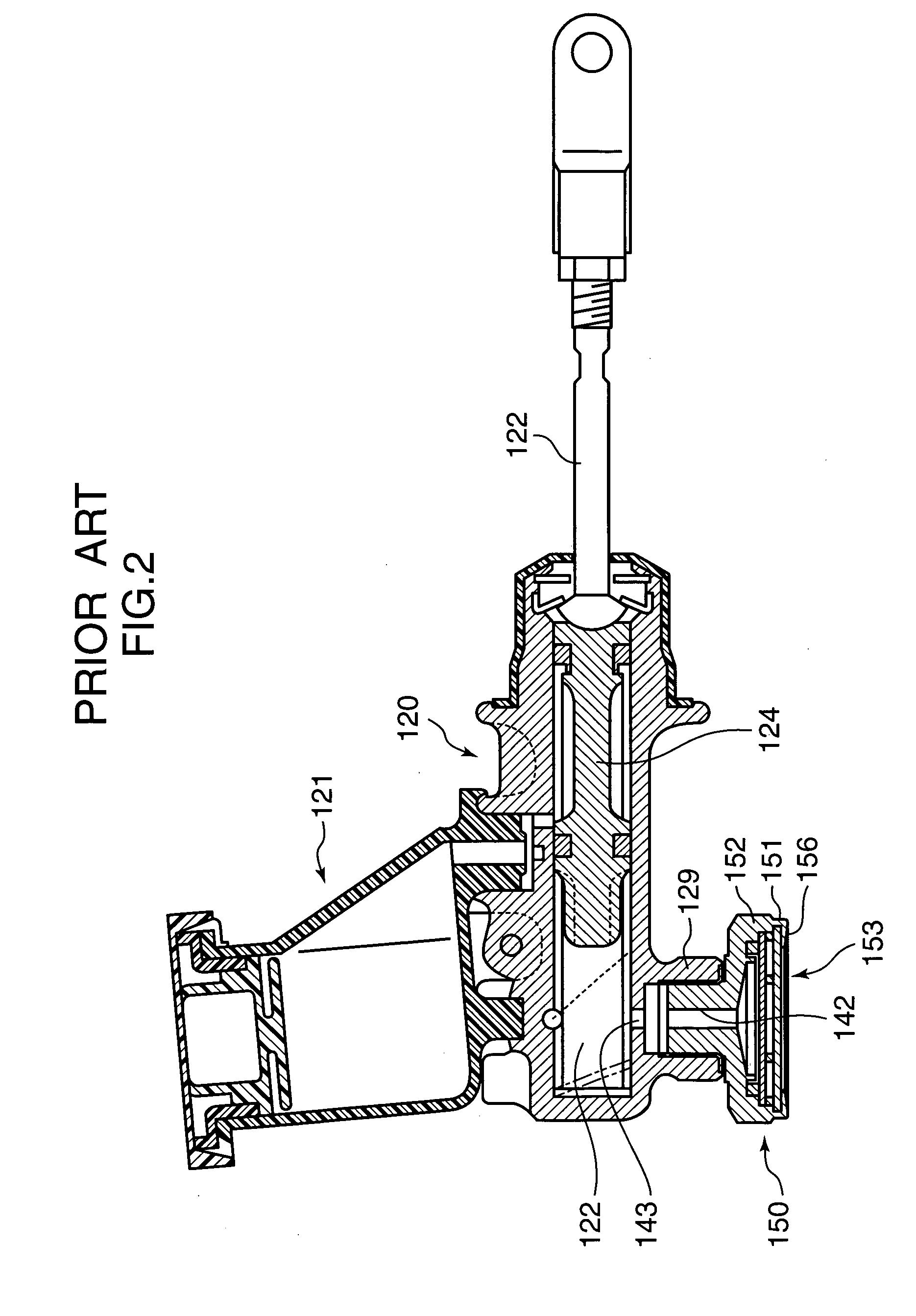 jaybrake master cylinder diagram