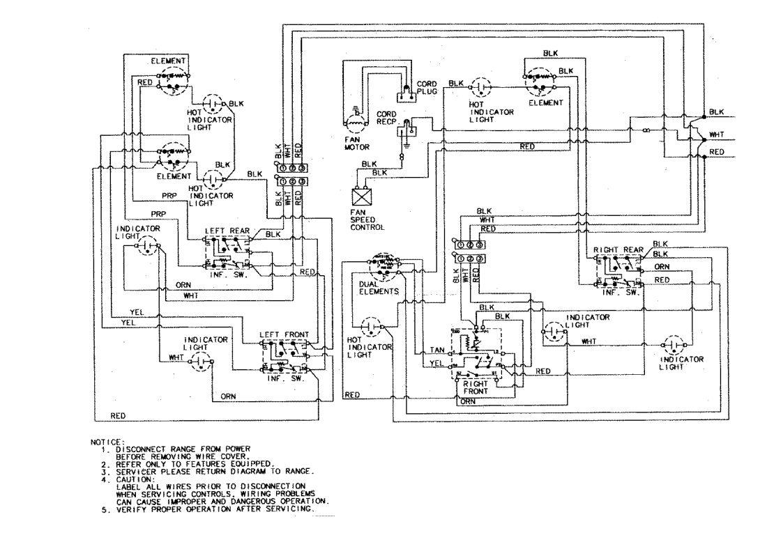 Jenn Air D146 Wiring Diagram