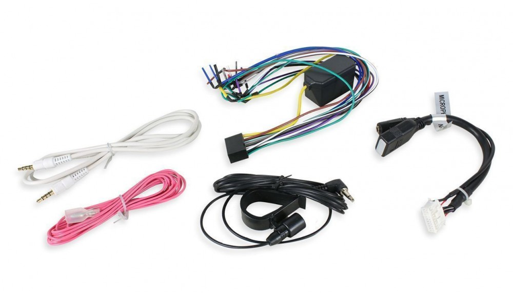 Jensen Vm9215bt Wiring Harness