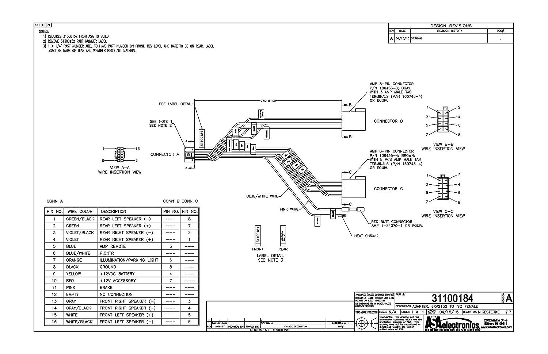 Jensen Vx7022 Wiring Diagram