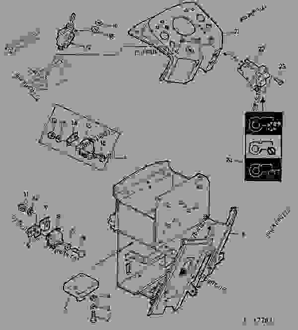 John Deere 112l Wiring Diagram
