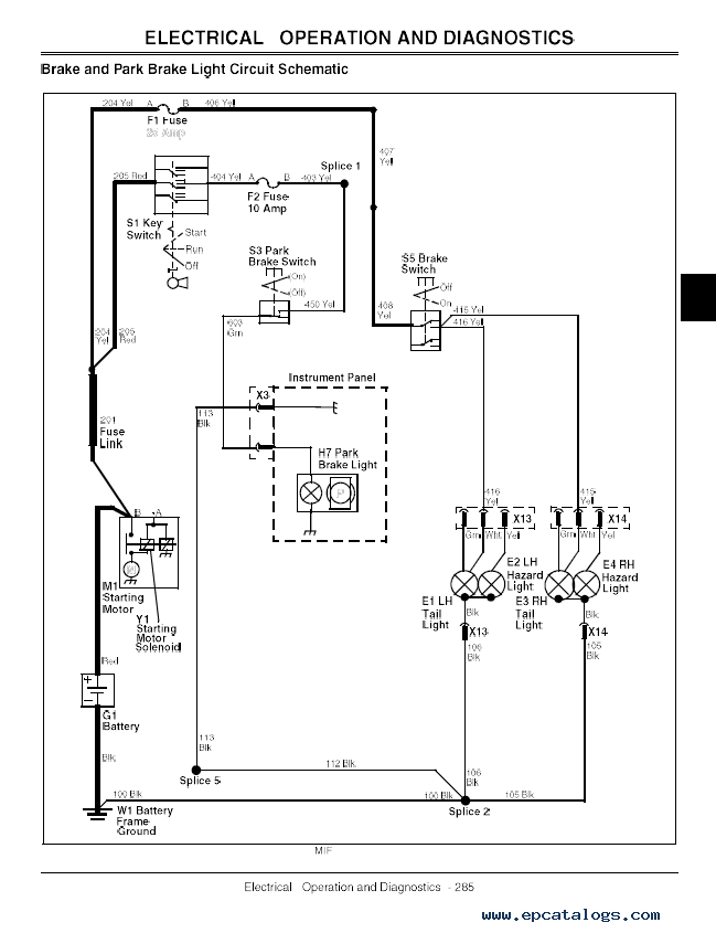 John Deere 2030 Wiring Diagram on