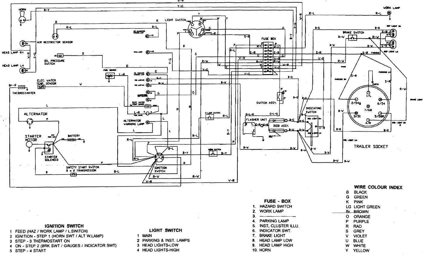 John Deere Wiring Diagram Download - Wiring Diagrams on