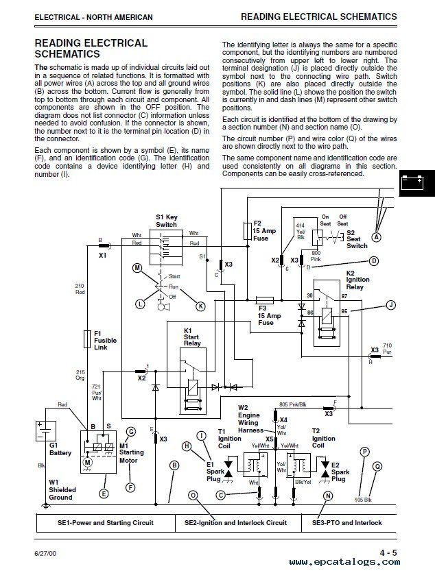 john deere 4600 series tractor wiring diagram. Black Bedroom Furniture Sets. Home Design Ideas