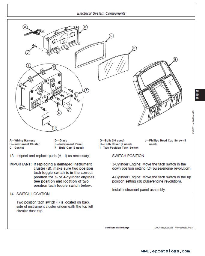 John Deere 5320 Wiring Diagram || Wiring Diagrams Home on