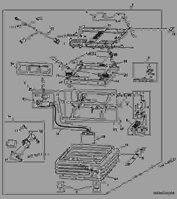 John Deere 8220 Wiring Diagram