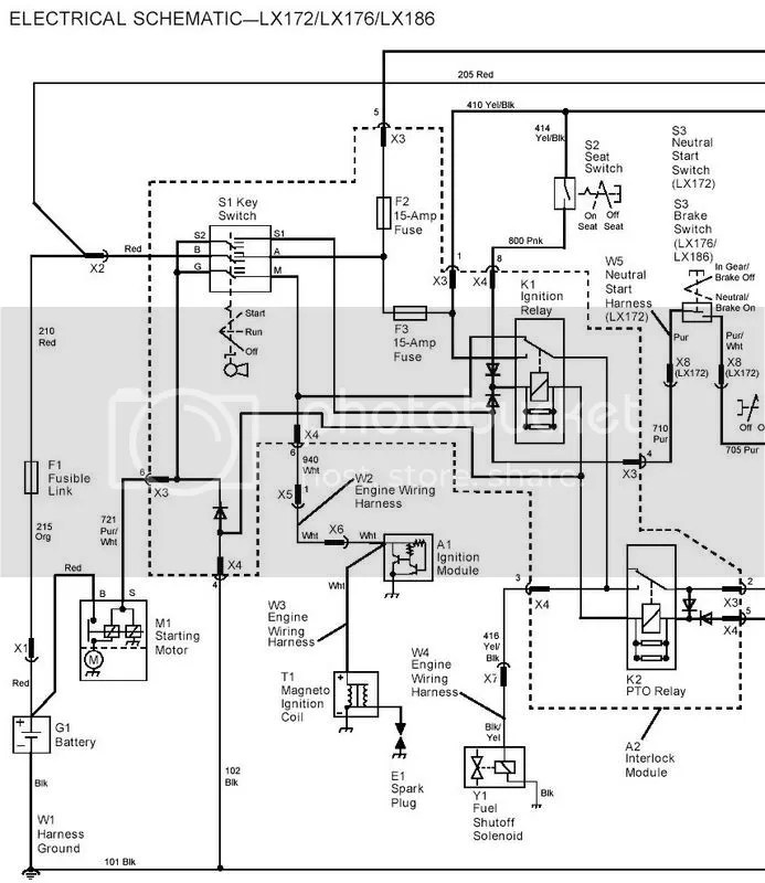 Scotts S2554 Wiring Diagram from diagramweb.net