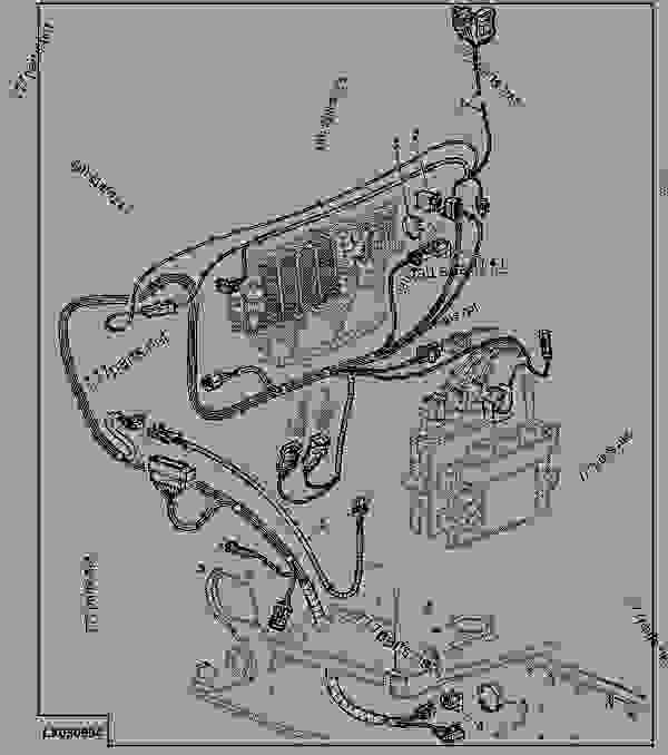 John Deere X340 Ignition Switch Wiring Diagram