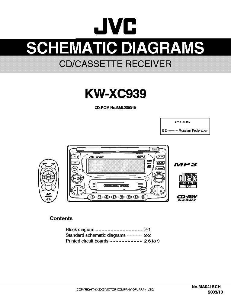 Jvc Kd R520 Wiring Diagram