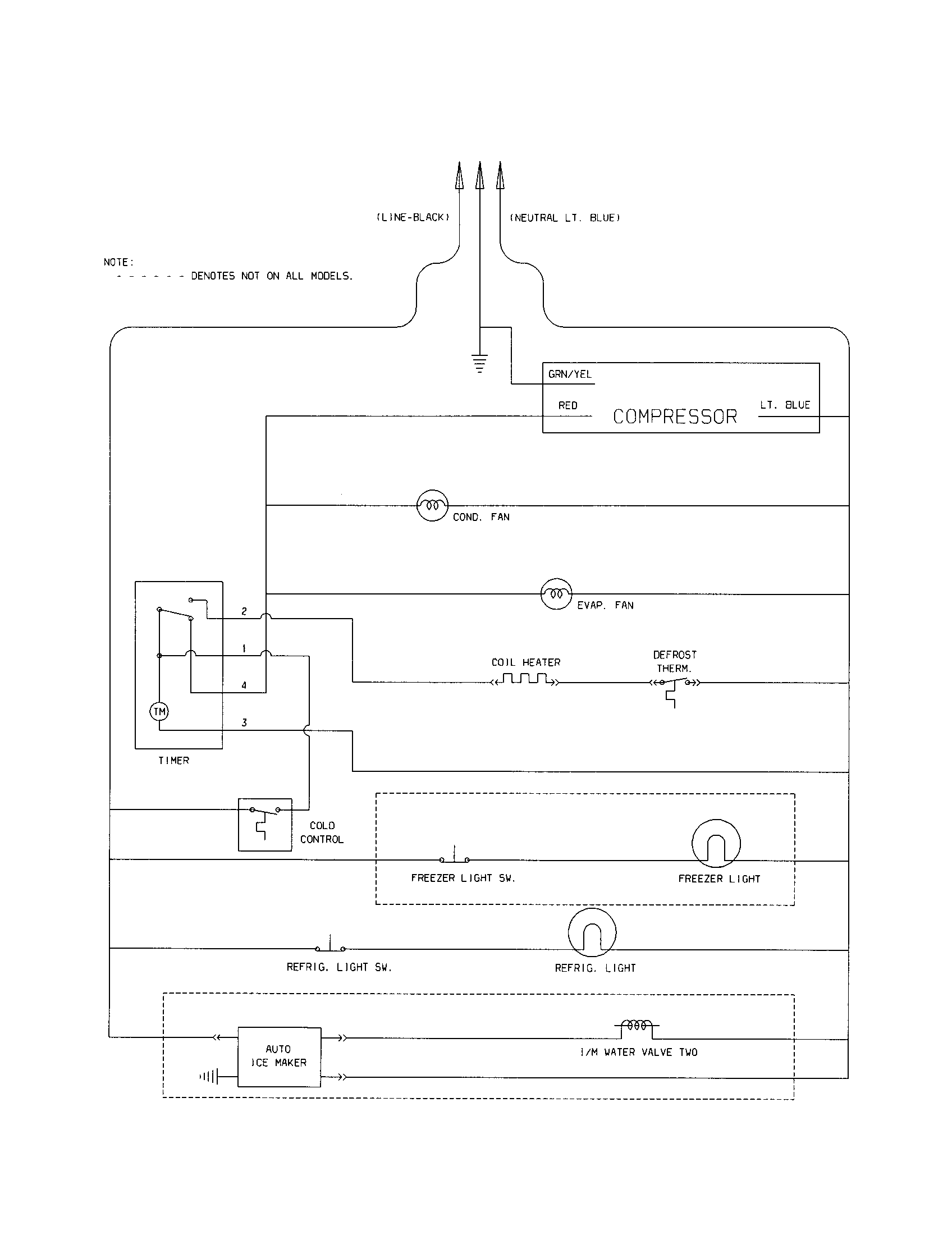 Kenmore 106 8566883 Wiring Diagram