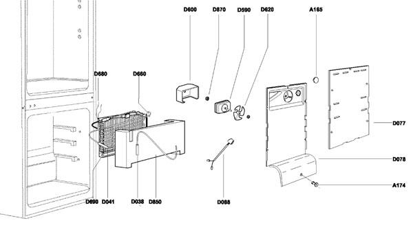 Kic Fridge Wiring Diagram