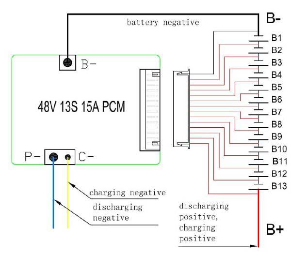 Lifepo4 House Battery Wiring Diagram