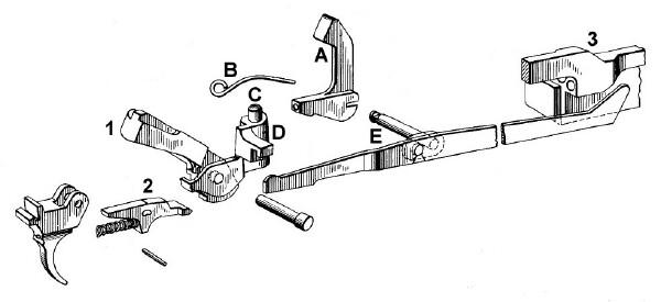 M2 Carbine Parts Diagram