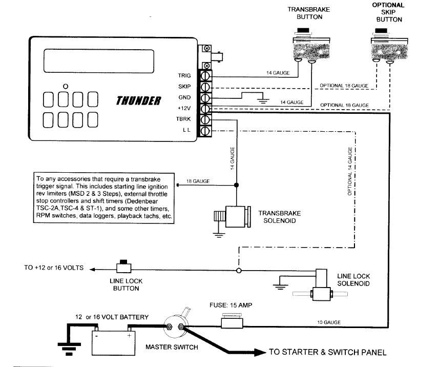 Mega 450 Delay Box Wiring Diagram