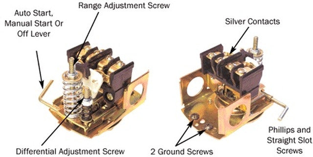 Merrill Pressure Switch Wiring Diagram