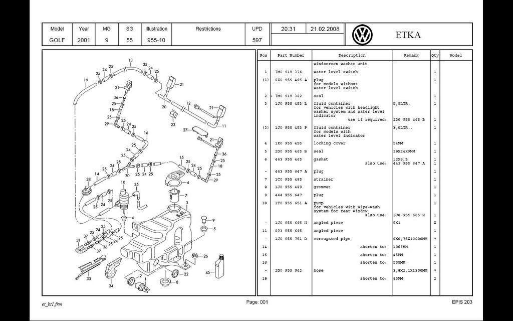 Mk4 Golf Wiring Diagram Fuse 23