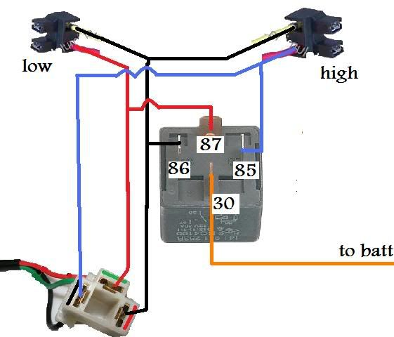 Morette Wiring Diagram