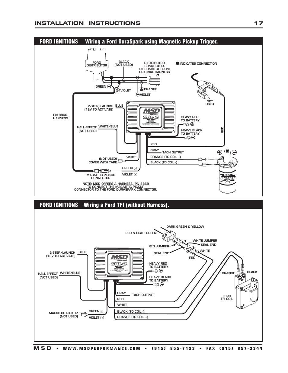 DIAGRAM] Msd Wiring Diagram 6m 2 FULL Version HD Quality 6m 2 -  MIRACLEJEAN.KINGGO.FR