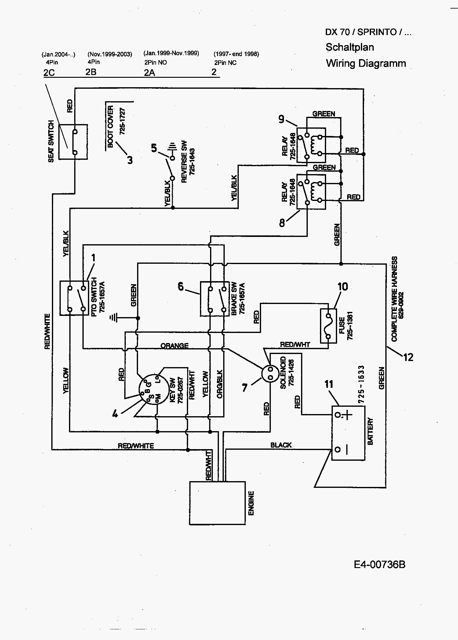 13an662g729 Mtd Wiring Diagram - seniorsclub.it electrical-drown -  electrical-drown.seniorsclub.it | White Lawn Tractor Wiring Diagram |  | electrical-drown.seniorsclub.it