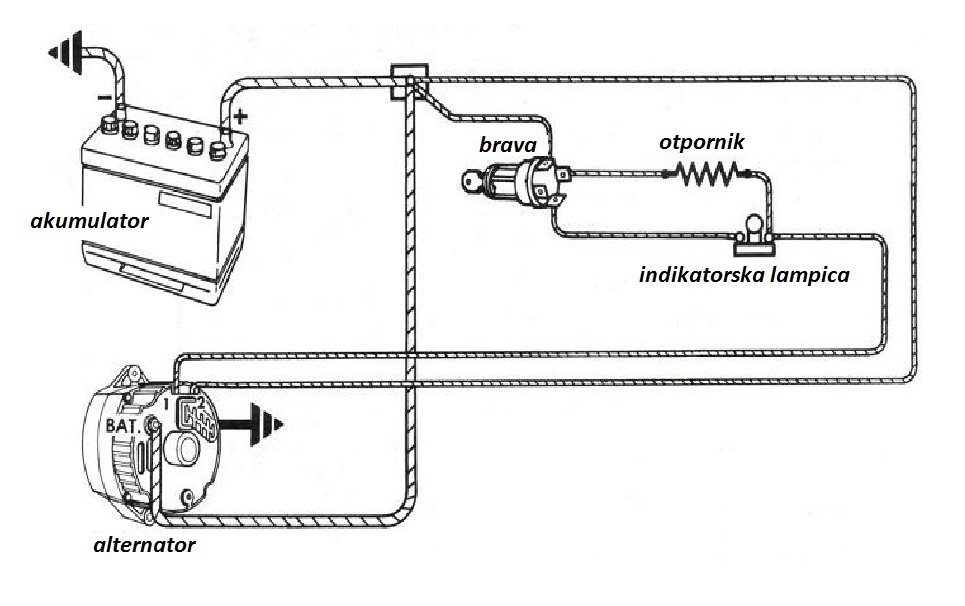 Napa Voltage Regulator 1701 Wiring Diagram