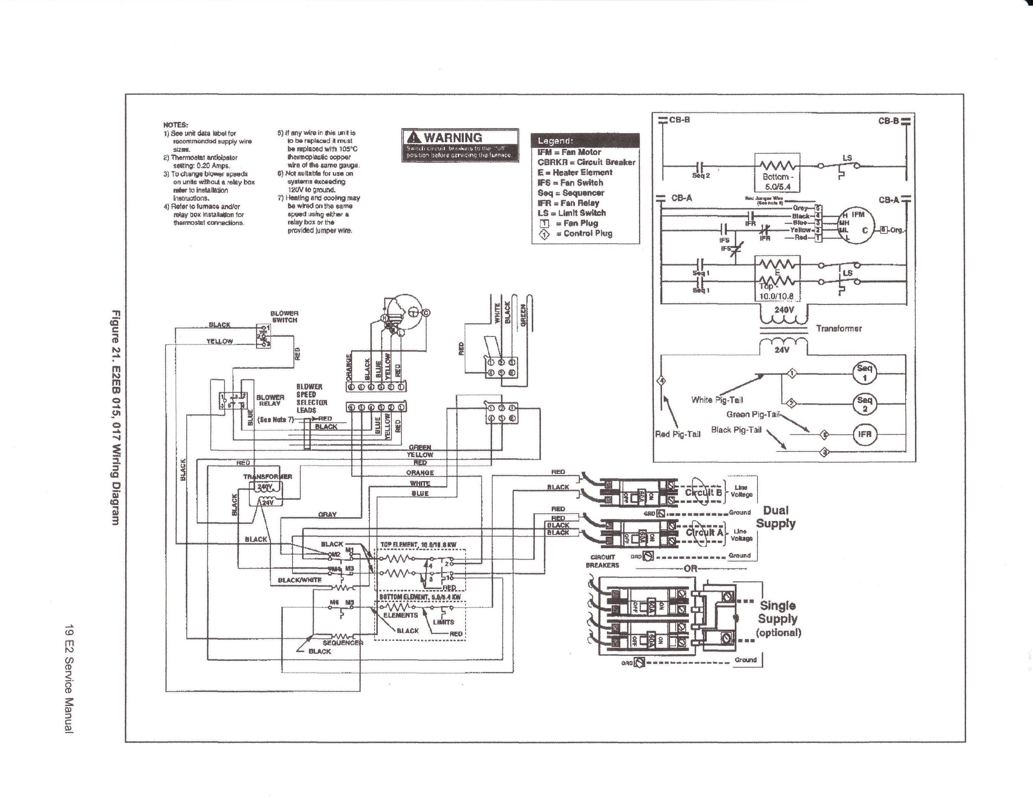 Nordyne Gas Furnace Wiring Schematics - Wiring Diagram K10 on