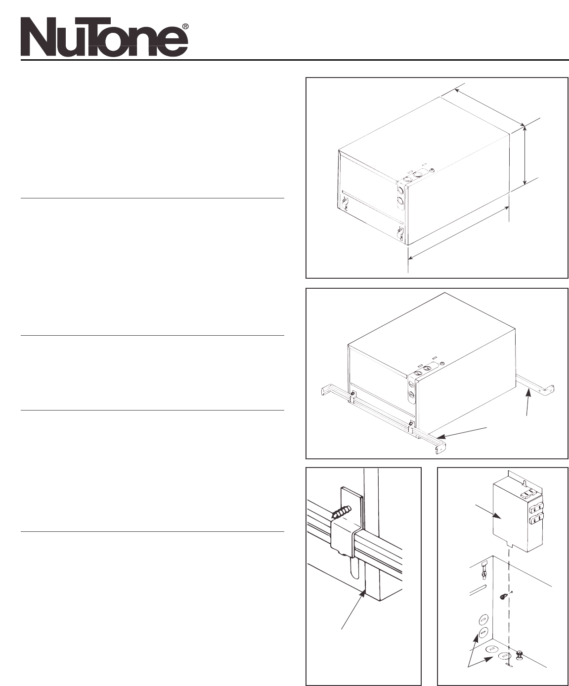 Nutone Is69 Wiring Diagram