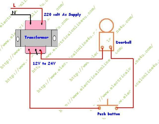 nutone wired 16v doorbell wiring diagram. Black Bedroom Furniture Sets. Home Design Ideas