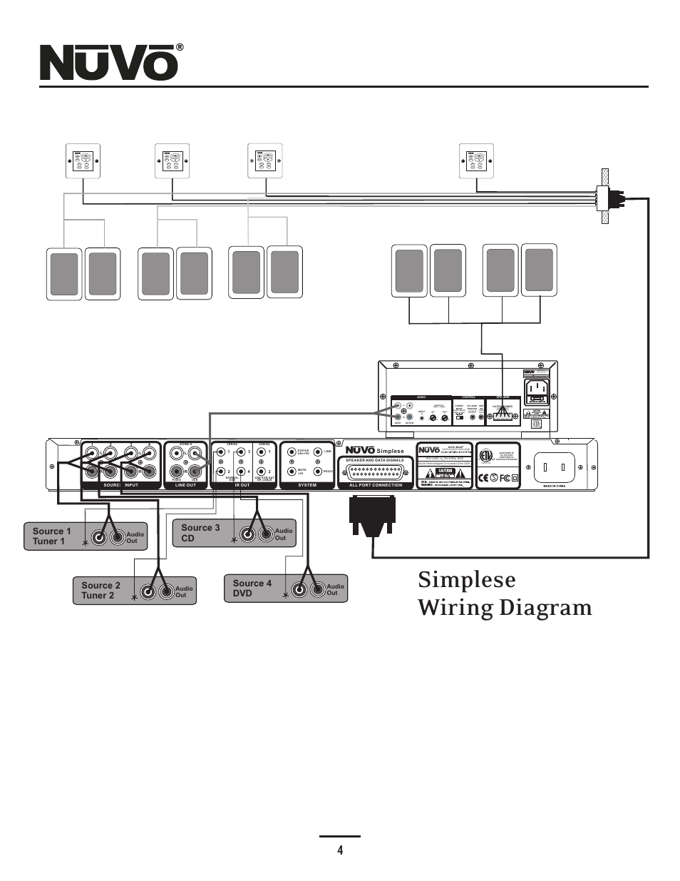 Nuvo Wiring Diagram