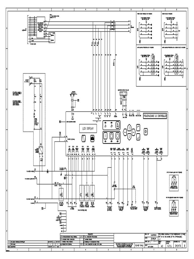 Olympian Power Wizard 1 0 Wiring Diagram