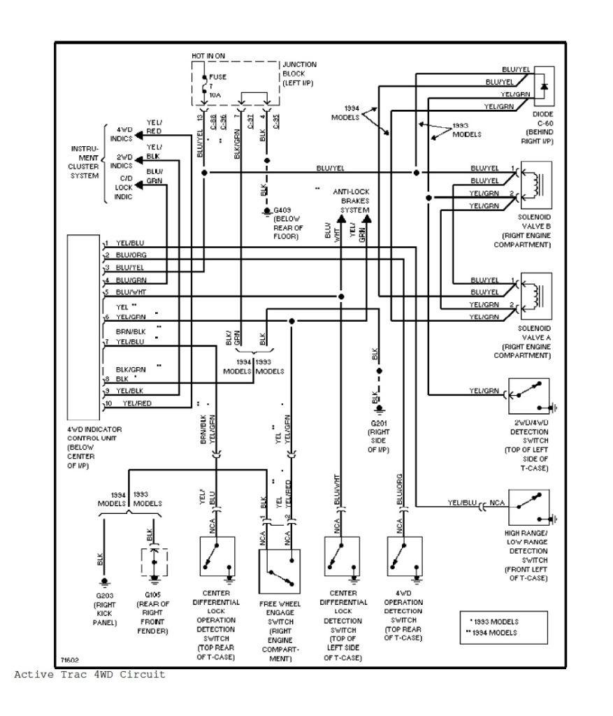 Pajero 2 8 Wiring Diagram