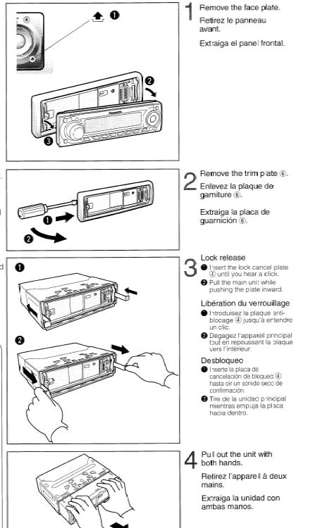 Panasonic Cq C1301U Wiring Diagram from diagramweb.net