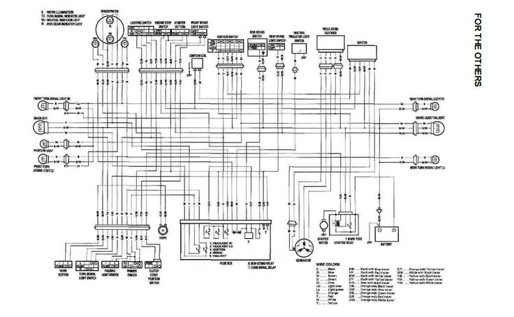 Pc 800 Suzuki Marauder Wiring Diagram Colors