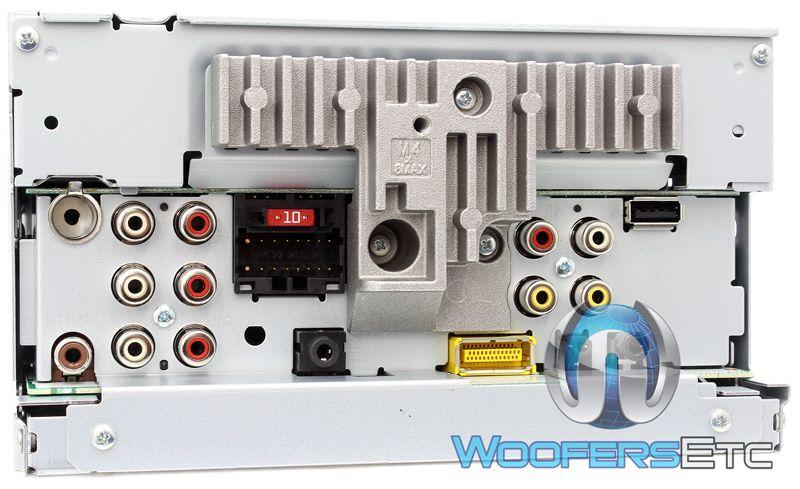 Pioneer Avh-x5500bhs Wiring Diagram