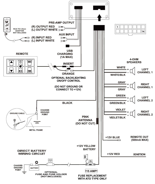 Planet Audio Ac12d Wiring Diagram