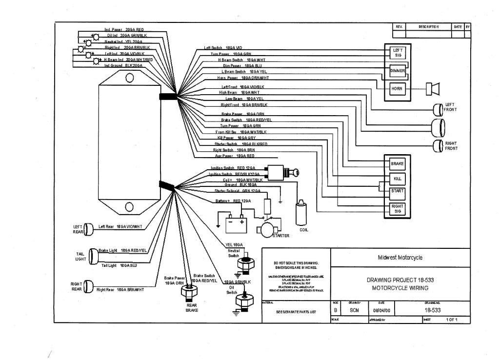 pollak ignition switch diagram