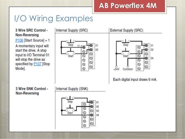 Powerflex 700 Local  Remote Wiring Diagram